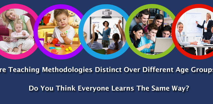 Are Teaching Methodologies Distinct Over Different Age Groups?
