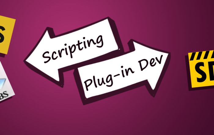 To Script or to plug-in