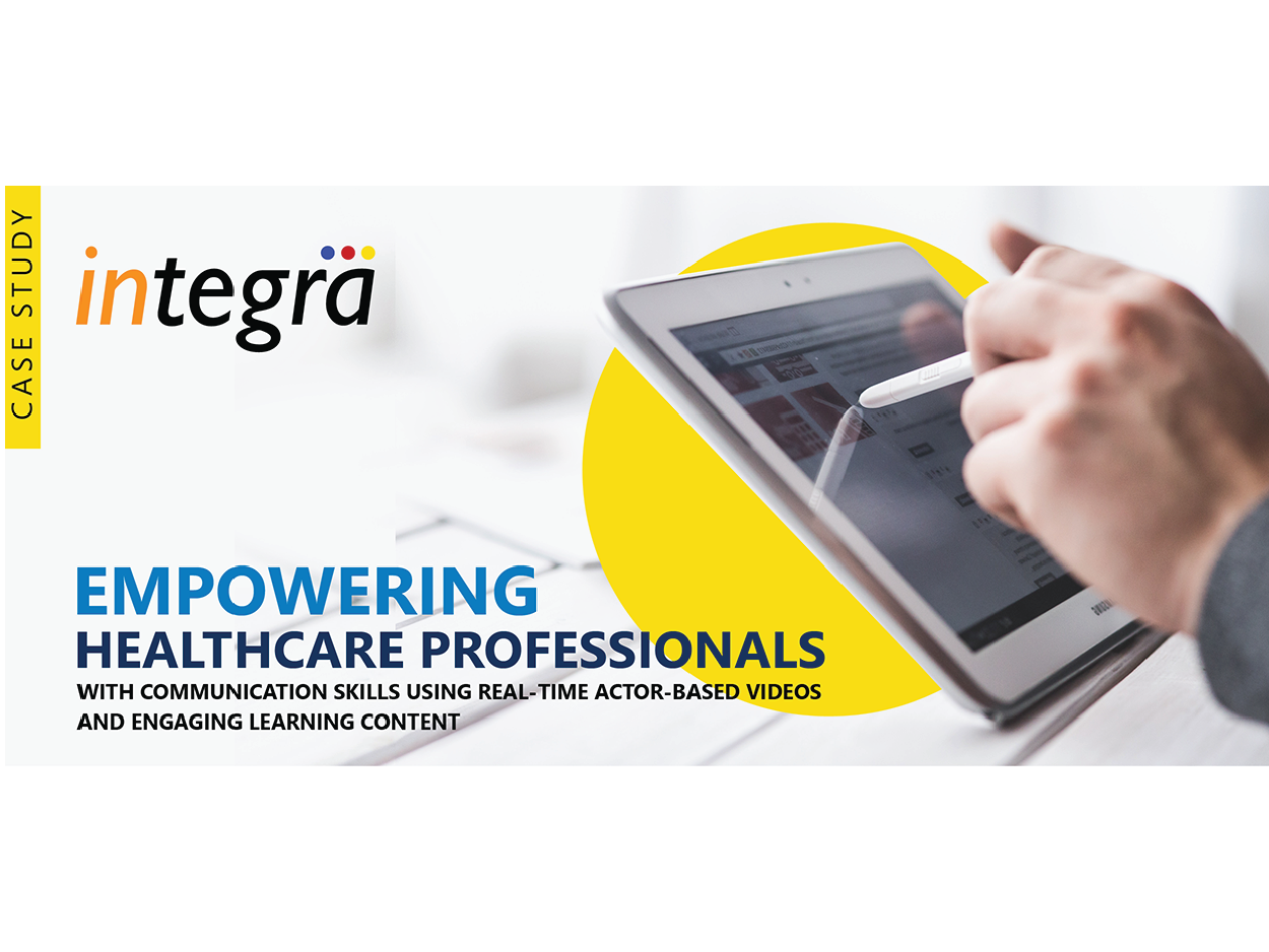 Integra Success Stories - Empowering healthcare professionals