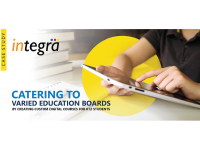 Integra Success Stories - Catering To Varied Education Boards