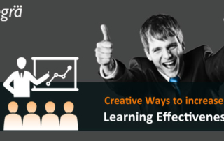 4 Creative Ways to Increase Learning Effectiveness