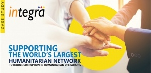 Integra Success Stories - Supporting The World's Largest Humanitarian Network