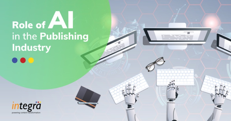 Role of AI in the Publishing Industry